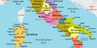 Italian Maakunnat